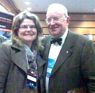 Rosangela Maria Cunha e Fredrich Michael Litto