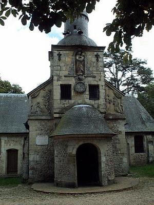 Honfleur - Notre Dame de Grâce