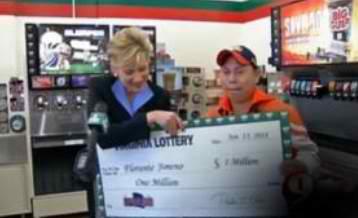 Pilipinoy Fil Am Won Us 1 Million Lottery In Usa