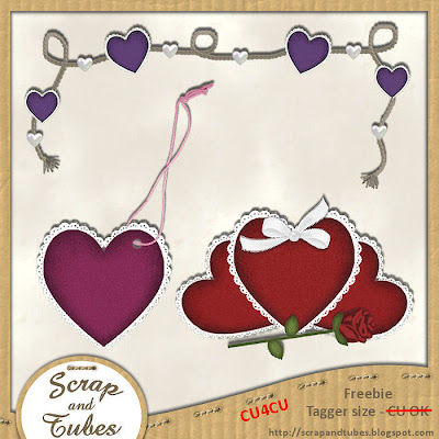 Things for Valentine's Day (CU4CU) Things+for+Valentine%27s+Day_Preview_Scrap+and+Tubes