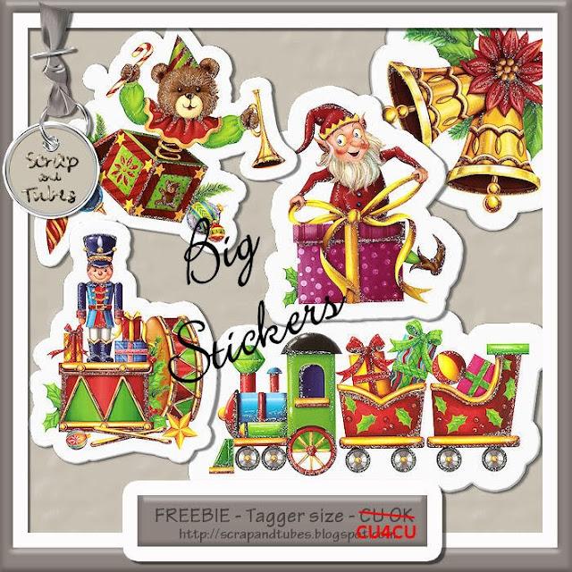 Christmas Stickers 4 (CU4CU) Christmas+Stickers+5_Preview_Scrap+and+Tubes