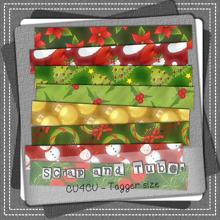 Christmas Papers 6 (CU4CU) .Christmas+Papers+6_Preview_Scrap+and+Tubes