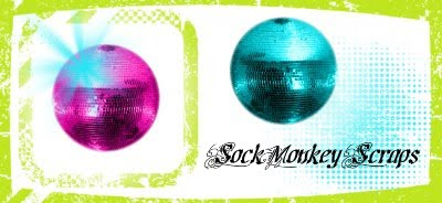 Sock Monkey Scraps :]
