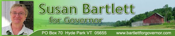 Susan Bartlett for Governor