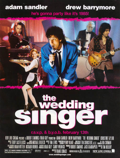 Wedding Singer Movie Quotes QuotesGram