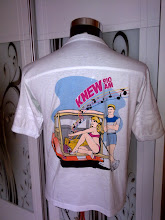 VINTAGE 1988 ANDY'S CALIFORNIA PICNIC 50/50 KAIN SAMBUNG SHIRT VERY RARE (back) (SOLD!!!!!)