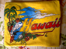 HAWAII POLYTEES MADE IN PAKISTAN (SOLD!!!)