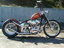 "1965 Panhead ""post crash"""