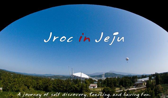 Jroc in Jeju