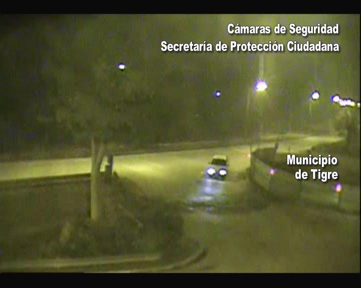 Policiales Tigre El Talar De Pacheco Fue Atrapada La