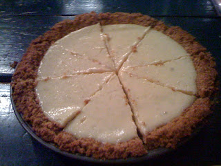 pie2 Lyme Awareness: Key Lime Pie