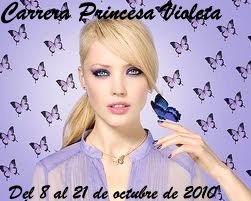 Carrera Princesa Violeta!!!!!(8 - 21 octubre)