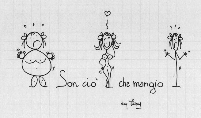 SON CIO' CHE MANGIO