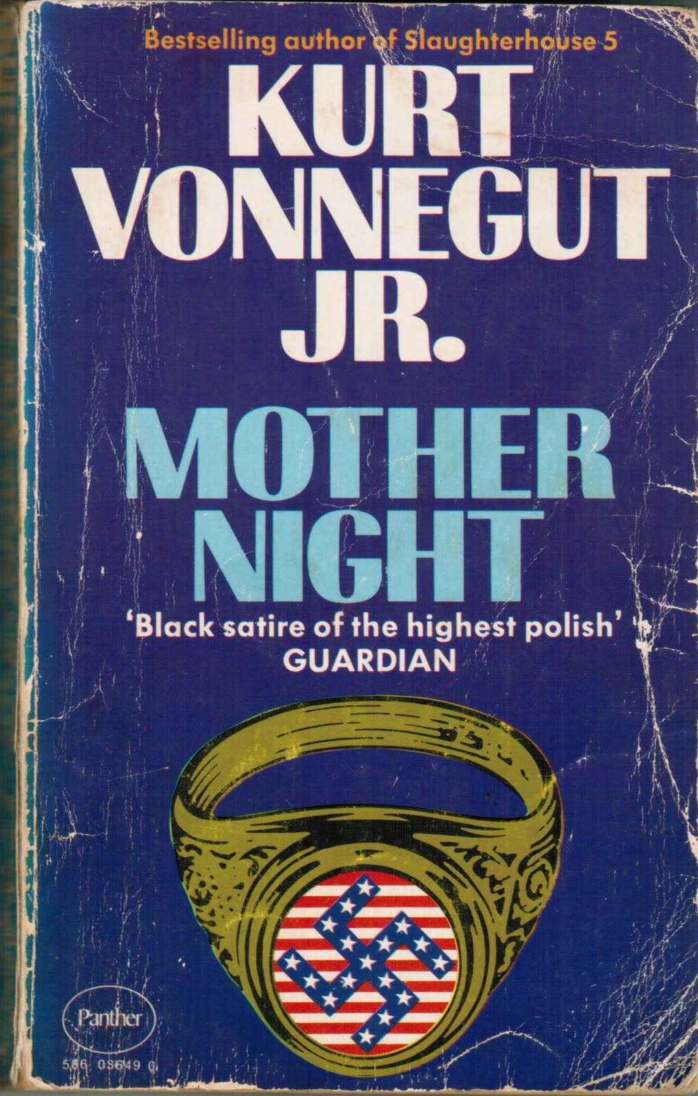 societys interpretation of good and evil in the novel mother night by kurt vonnegut