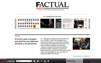 Factual: Un diario online a la deriva