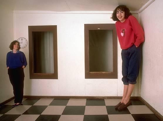 perceptionsense: The Ames Room