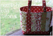 Hvordan sy Friendship Bag