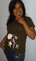 wunderschönes TShirt für Damen
