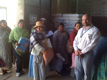 RSA in Bolivia (April 2009) Assisting humanitarian ops.