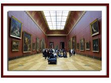 Louvre - Os interiores