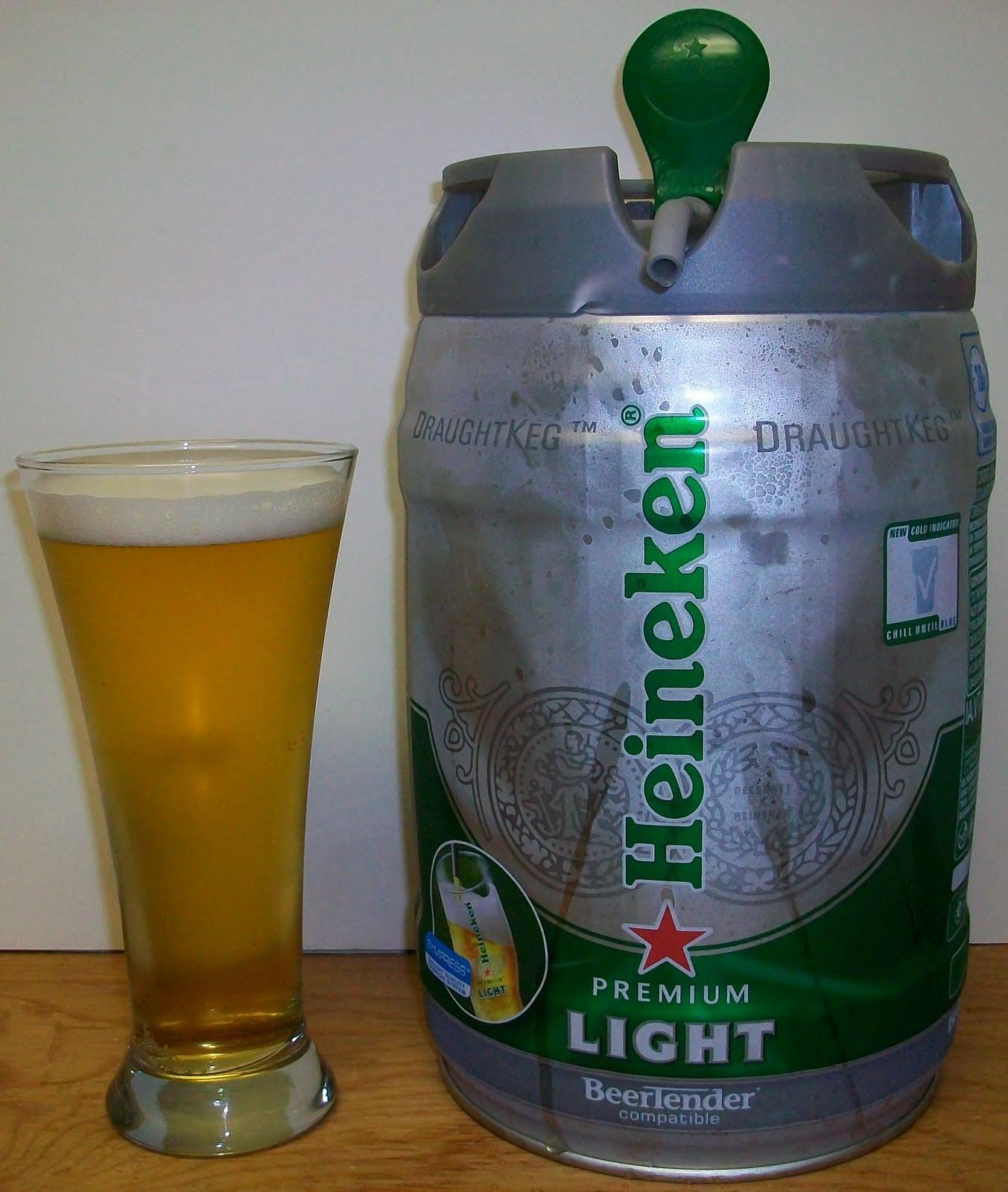 Heineken Premium Light Lager