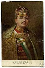 Bl. Cisár a Kráľ Karol I. (IV.) Habsburgský