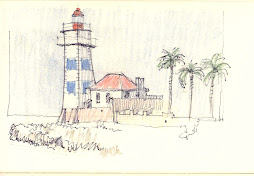 The official Lighthouse of Atlântico Azul