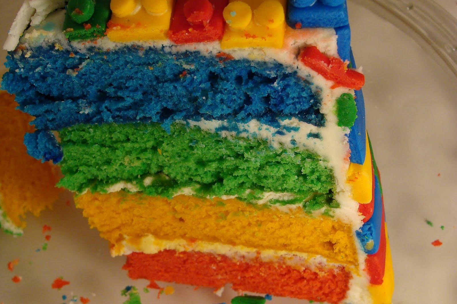 Lego Fondant Cake Ideas Australia