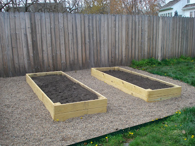 How to raised vegetable garden beds anything pretty for Pretty raised vegetable garden