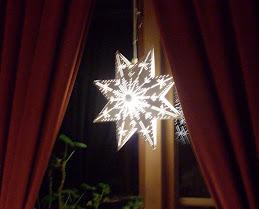 Stjärnan i fönstret
