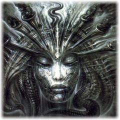 Jericho, by H.R. Giger