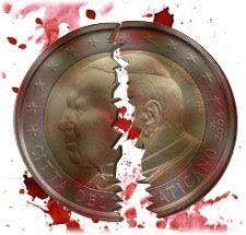 Bendito dinero manchado de sangre