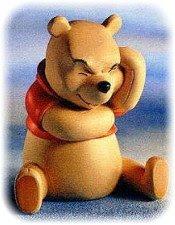 Winnie The Pooh, pensando en la redistribución de las riquezas
