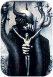Giger, who else?