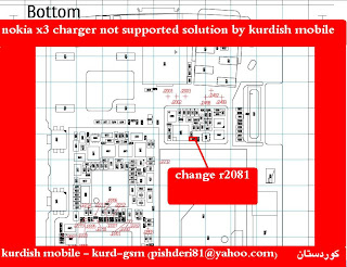 MOBILE PHONE: nokia x3 charger not supported solution