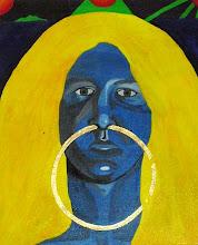 Self portrait@Bard College 1970
