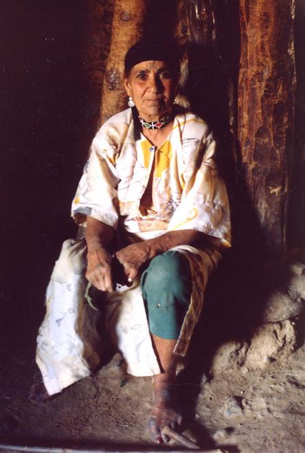Morrocan Shaman Goddess