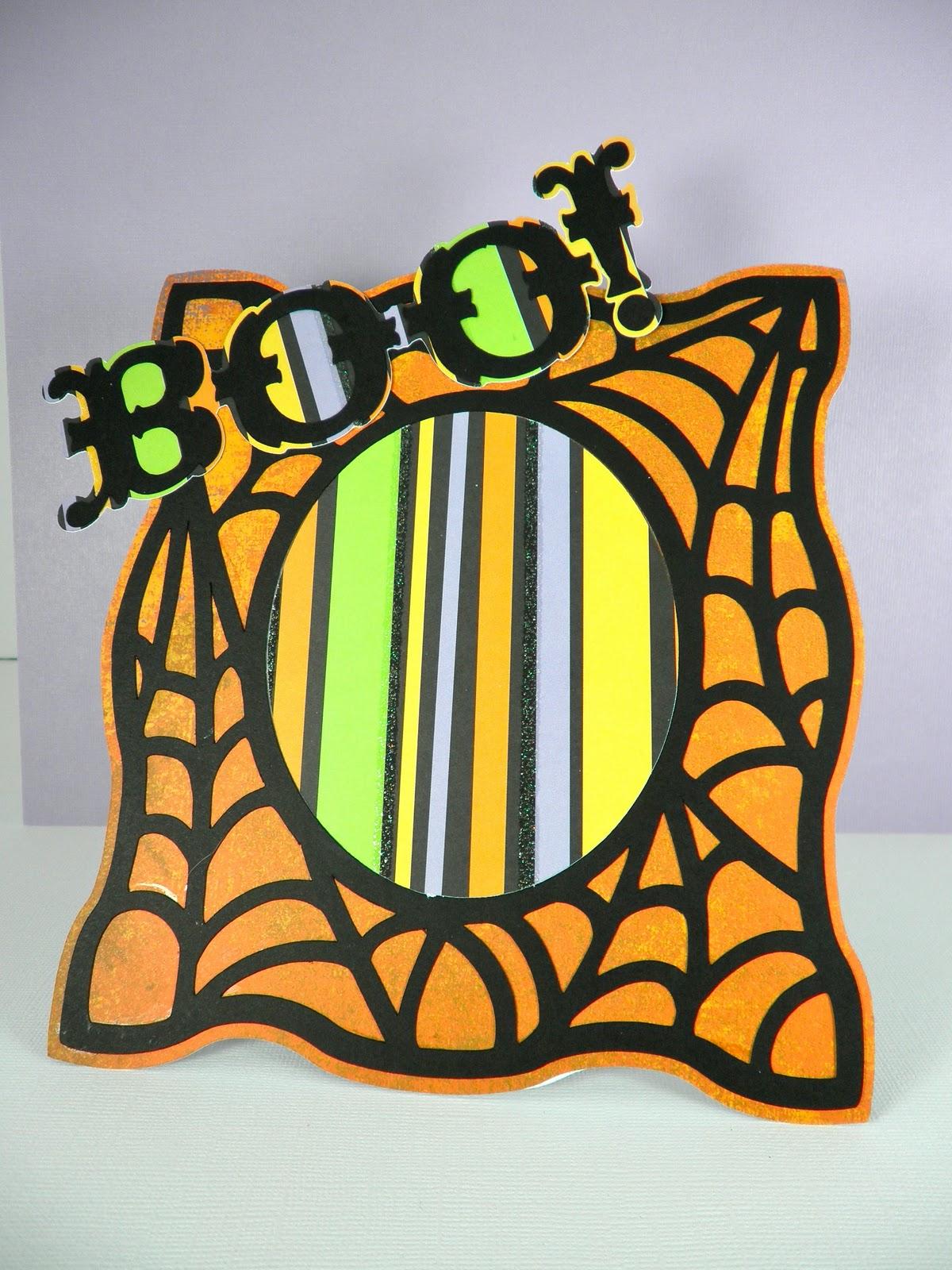 Cricut Halloween Cartridges
