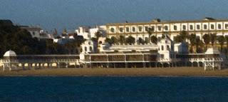 Balneario de la Palma y el Real Cádiz