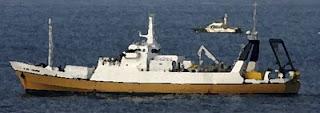 Odyssey Explorer en Algeciras