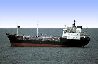 Oil tanker Stelmar