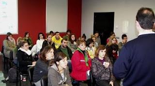estudiantes de Ciencias del Mar de la Universidad de Cádiz