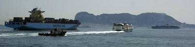 El Puerto de Algeciras sigue liderando el Sistema Portuario Español