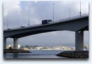 Puente de Acceso Norte del puerto de Algeciras