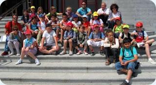 3º de Primaria del CPR Almenara