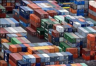 el comercio global puede disminuir un 9% este año