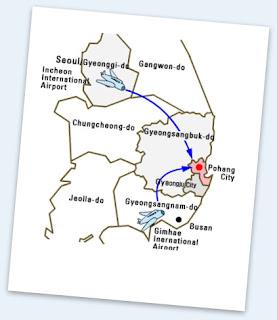Terminal Internacional de Contenedores de Pohang