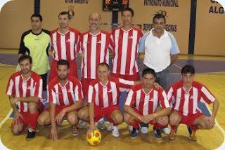 equipo de fútbol sala de la Autoridad Portuaria de la Bahía de Algeciras (APBA)