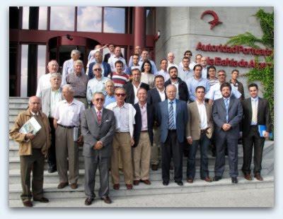 Visita Colegio de Ingenieros CICCP