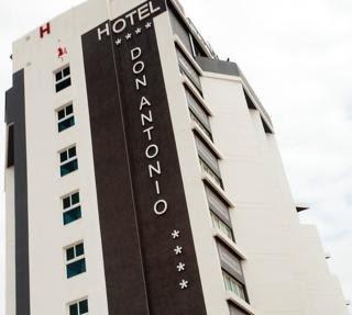 hotel don antonio campello, hotel de 4 cuatro estrellas en el campello - Alicante